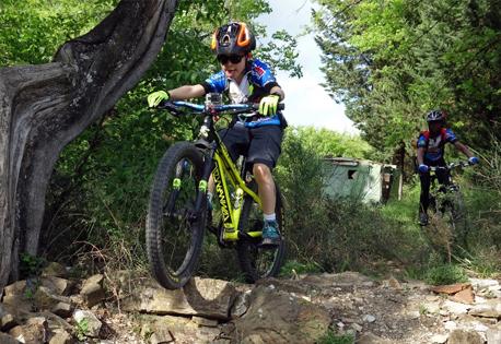 Scuola di Mountain Bike
