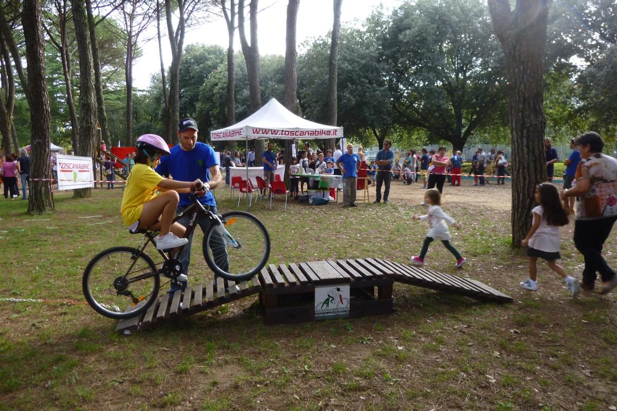 Scuola Mountain Bike Gimcana