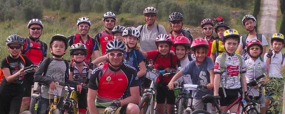 Scuola Mountain Bike Toscana