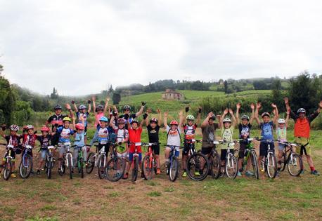 Campi Estivi Mountain Bike Toscana