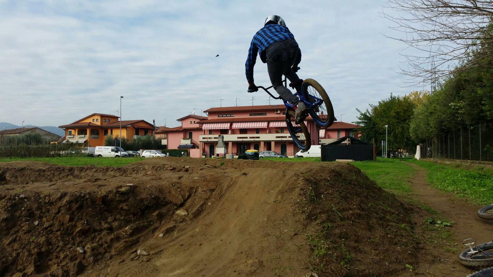 Pump Track Seano