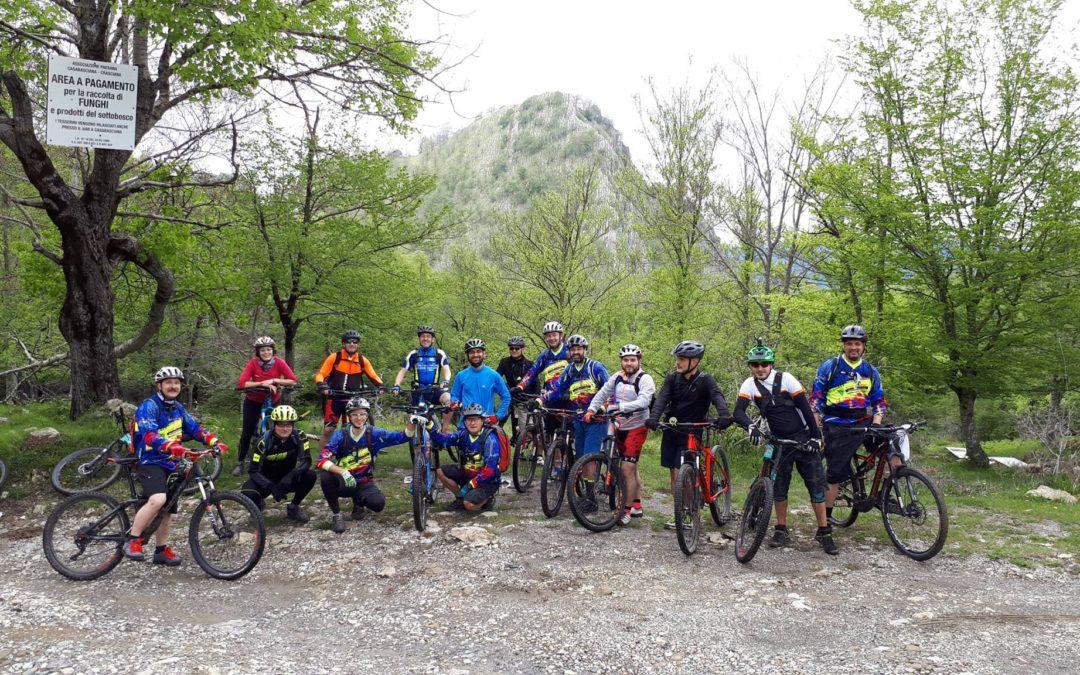 "La ""nostra"" Svizzera, vista dalla mountain bike"
