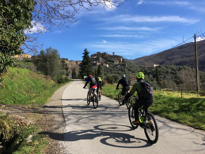 Corso Guida Sicura Mountain Bike